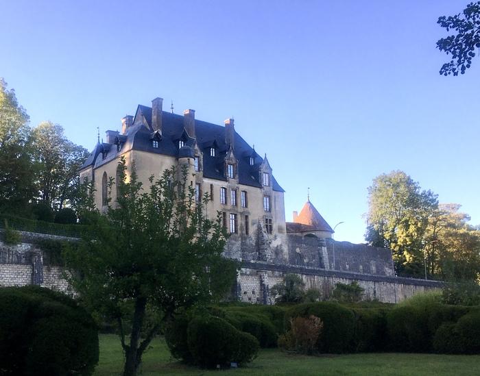 Journées du patrimoine 2020 - Visite commentée du château de Châtillon en Bazois