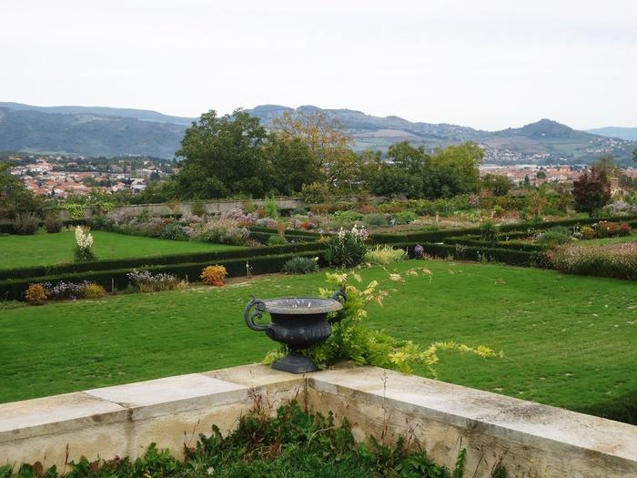 Journées du patrimoine 2020 - Visite en libre parcours des jardins et des dépendances