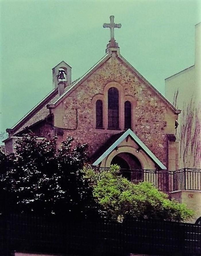 Journées du patrimoine 2020 - Visite libre du temple protestant