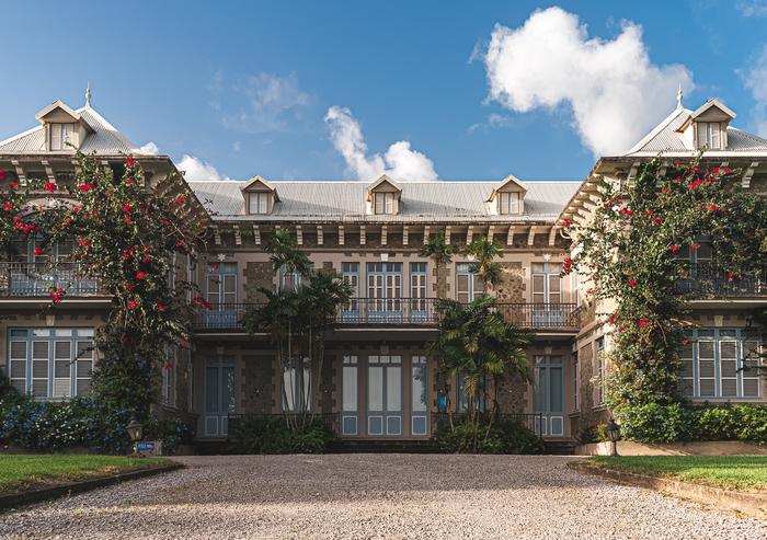 Journées du patrimoine 2019 - Saint-Pierre / Distillerie et château Depaz / visite libre
