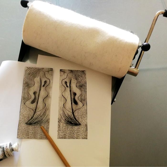 Ateliers Gravure sur Tetra Pak® : Les racines des plantes vont raconter de bien belles histoires à travers cet atelier…