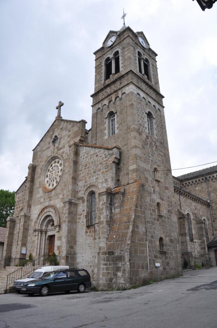 Journées du patrimoine 2019 - A la découverte du trésor de l'église de Saint-Agrève