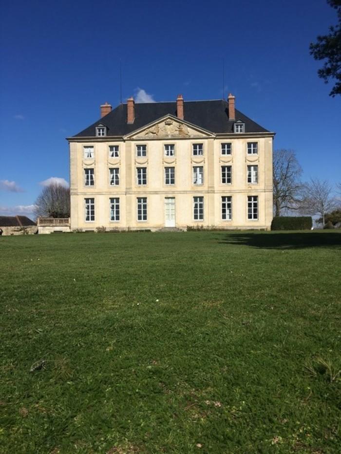 Journées du patrimoine 2019 - Visite guidée du château de Montjalin