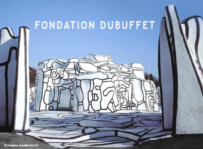 Journées du patrimoine 2019 - Visite de la Closerie Falbala et de la Villa Falbala - Fondation Dubuffet- Périgny-sur-Yerres