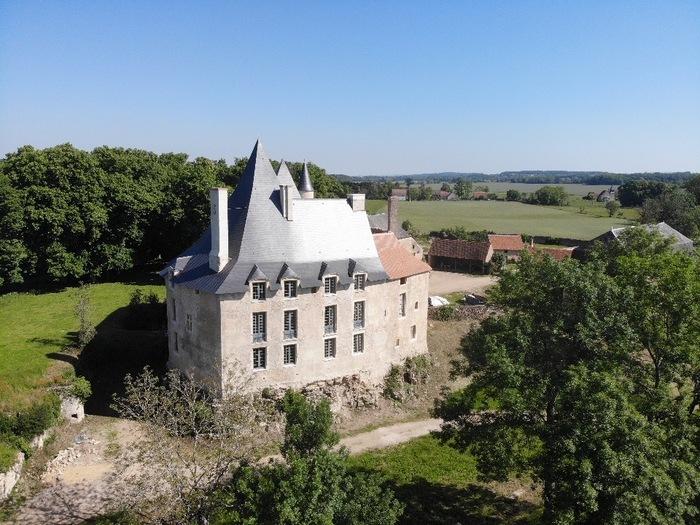 Journées du patrimoine 2020 - Découverte du chantier de restauration du Château