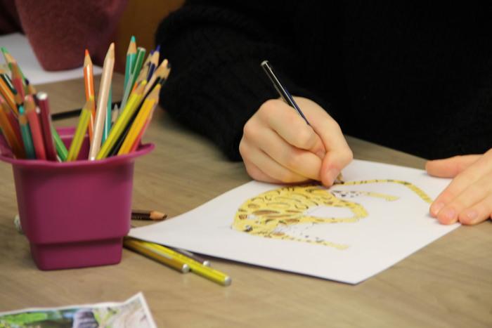 Ateliers dessin naturaliste (inratable !)