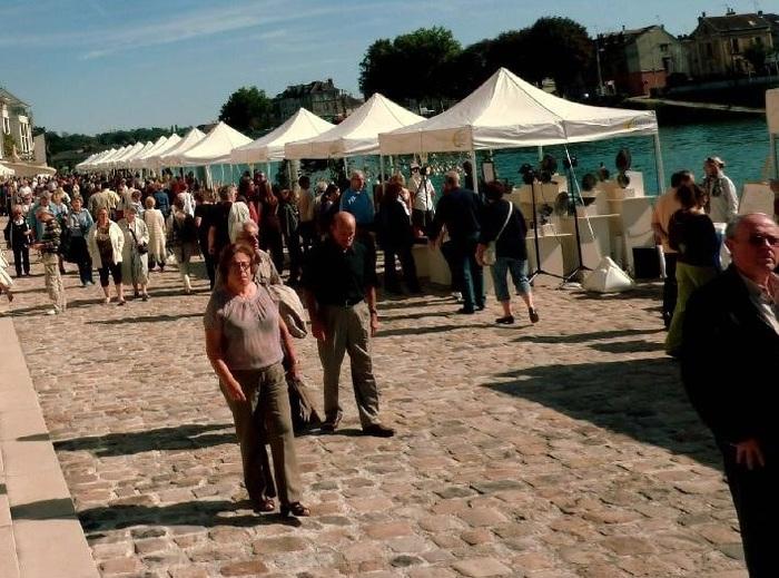 Journées du patrimoine 2020 - Céramiques sur Seine - Marché des potiers
