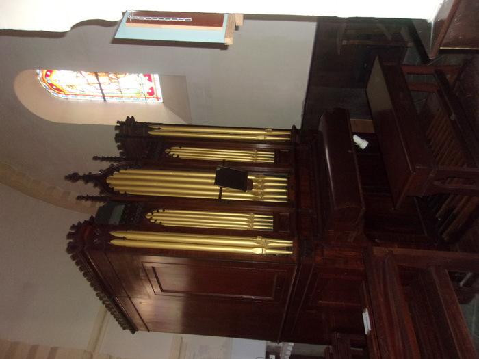 Journées du patrimoine 2020 - Orgue en Bocage : deux instruments Anglais