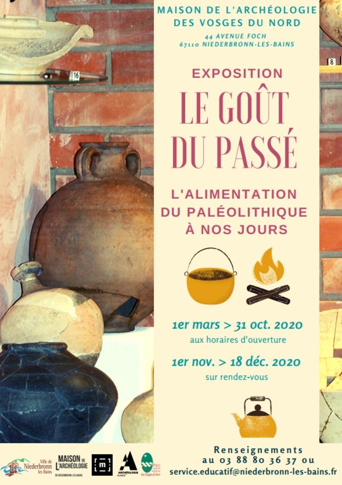 Journées du patrimoine 2020 - Visite commentée de l'exposition