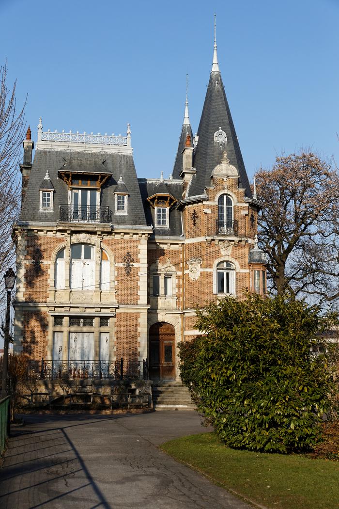 Journées du patrimoine 2019 - Visite commentée du château des Tourelles