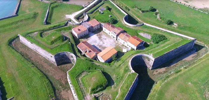 Journées du patrimoine 2020 - Découverte du plus vieux fort de l'île de Ré