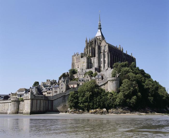 Journées du patrimoine 2019 - Visite libre et partez à la découverte de l'abbaye du Mont-Saint-Michel!