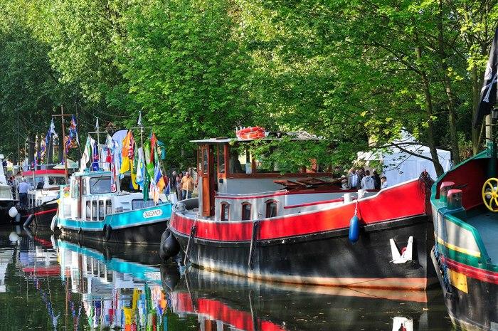 Fête de l'été au canal