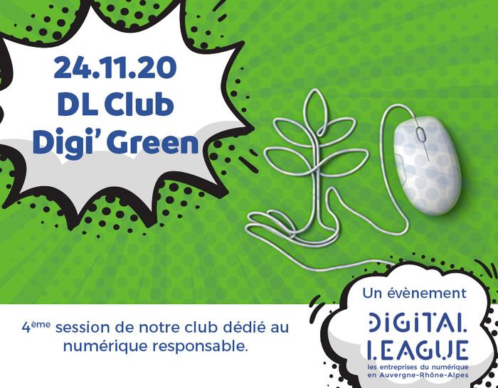 DL Club : Digi' Green #4