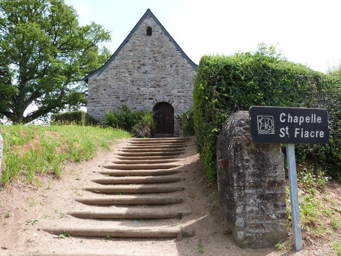 Journées du patrimoine 2020 - Chapelle St Fiacre