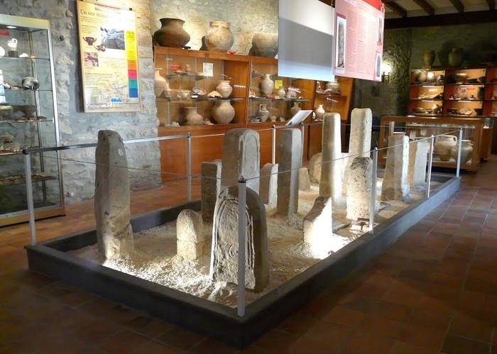 Journées du patrimoine 2019 - Visite guidée du musée archéologique