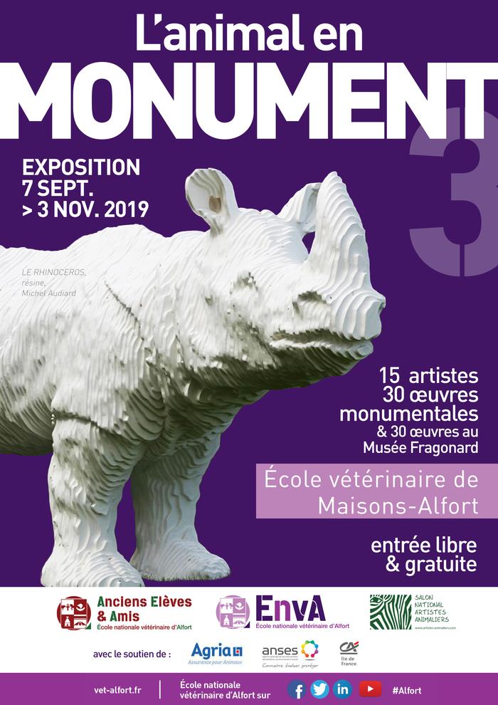 Journées du patrimoine 2019 - Exposition L'animal en monument 3