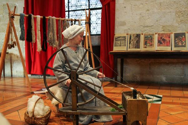 Nuit des musées 2019 -La laine au Moyen Age
