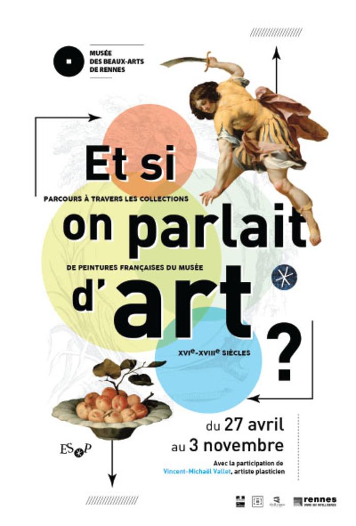 Nuit des musées 2019 -Et si on parlait d'art ?