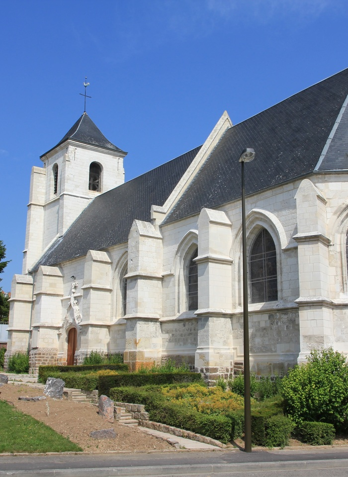 Journées du patrimoine 2020 - L'église Saint-Paul d'Etouvie : visite guidée