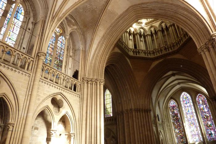 Journées du patrimoine 2019 - Visite guidée de la cathédrale de Coutances