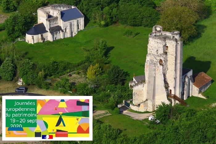 Journées du patrimoine 2020 - Château du Haut-Clairvaux