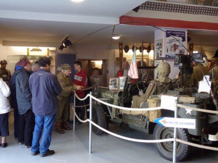 Journées du patrimoine 2020 - Visite guidée du Musée de la 2ème Guerre mondiale Roger Bellon