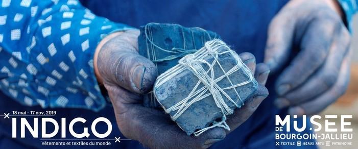 Journées du patrimoine 2019 - Indigo, vêtements et textiles du monde