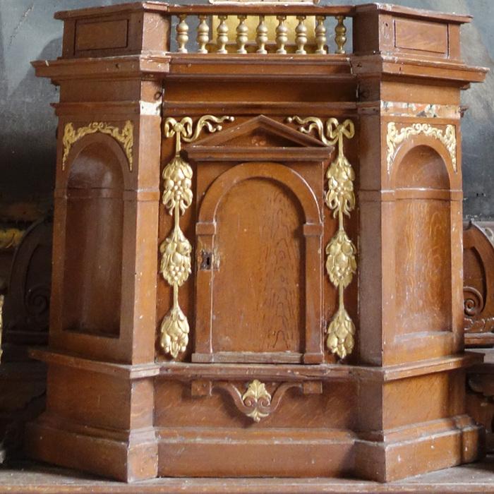 Journées du patrimoine 2019 - Island : une église méconnue du Grand Site de Vézelay