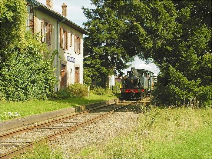 Journées du patrimoine 2019 - Le train du patrimoine