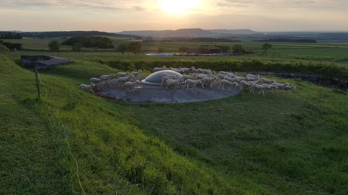 Journées du patrimoine 2019 - Visite fort de Villey-le-Sec