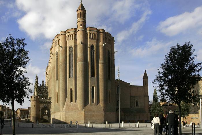 Visite guidée avec un guide conférencier du centre historique et de la cathédrale Sainte-Cécile classés au Patrimoine Mondial par l'UNESCO. - durée 2h