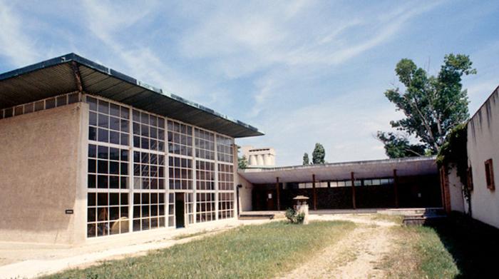 Journées du patrimoine 2020 - Annulé | Visite du CREPS Provence-Alpes Côte d'Azur et Conférence Fernand Pouillon
