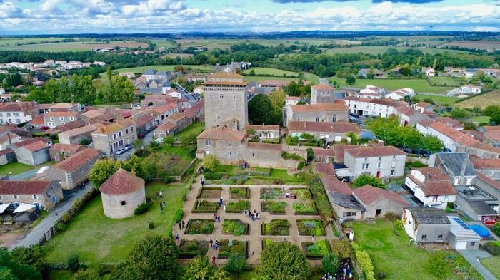 Journées du patrimoine 2019 - Visite du Donjon, du jardin et du musée