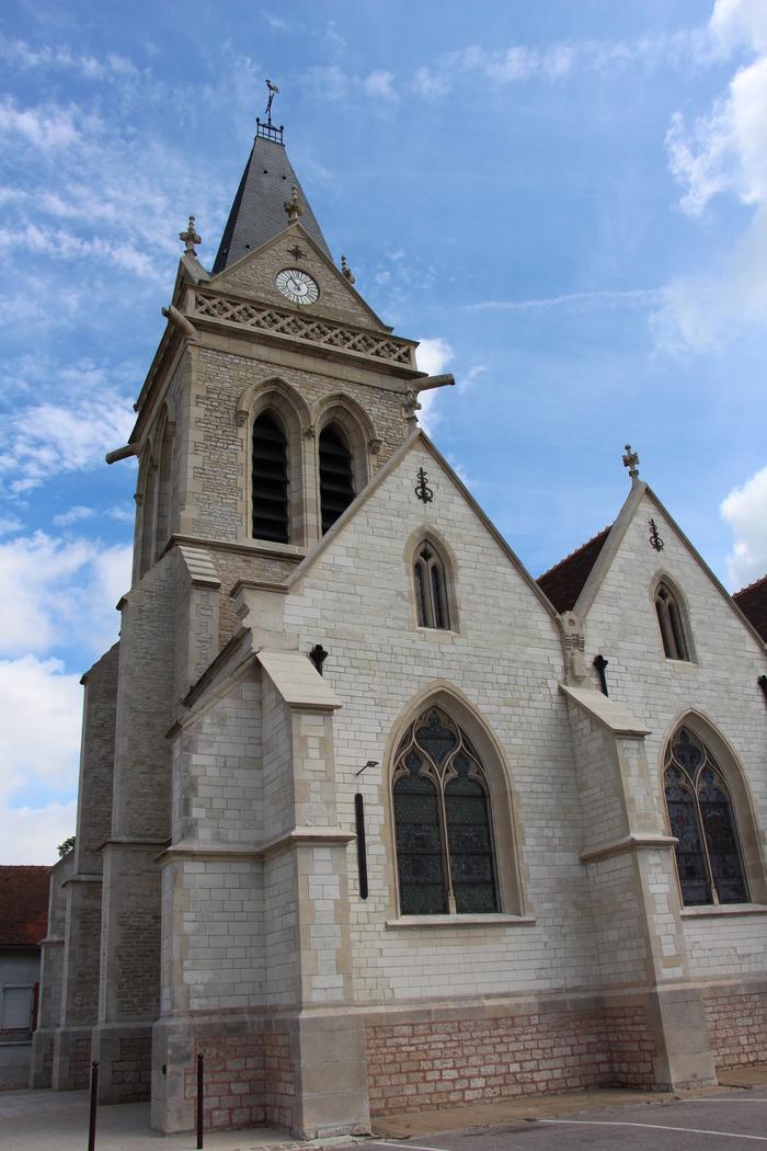 Journées du patrimoine 2020 - Concert de trompe de chasse à l'église de Lusigny-sur-Barse