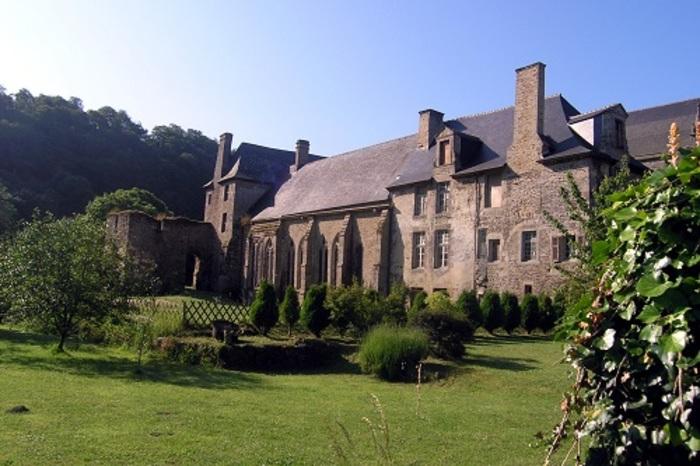 Journées du patrimoine 2020 - Visite guidée de l'Abbaye Saint-Magloire de Léhon