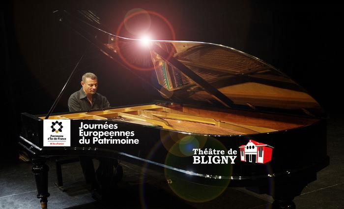 Journées du patrimoine 2020 - Venez jouer sur le clavier d'ivoire et d'ébène du piano historique Pleyel Grand-concert AL 1928 de Bligny