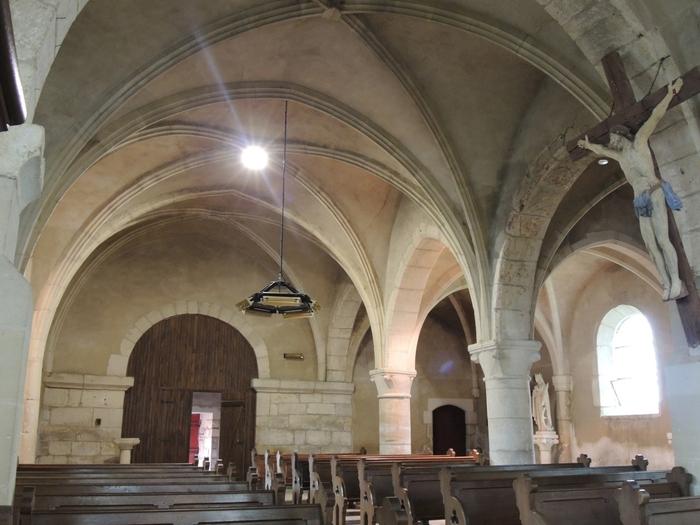 Journées du patrimoine 2019 - Visite de l'église classée Saint-Gorgon du XIIe siècle