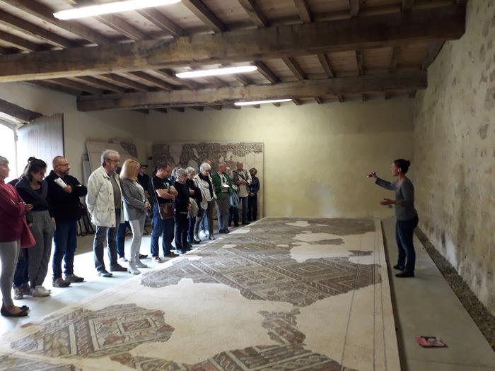 Journées du patrimoine 2019 - Parcours ludique dans la villa antique de Sorde-l'Abbaye
