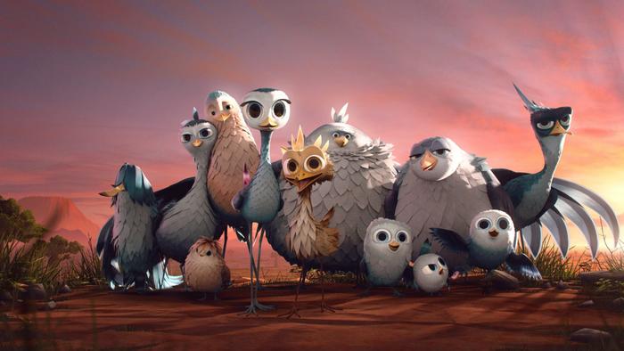 """Projection du film """"Gus, petit oiseau, grand voyage"""""""