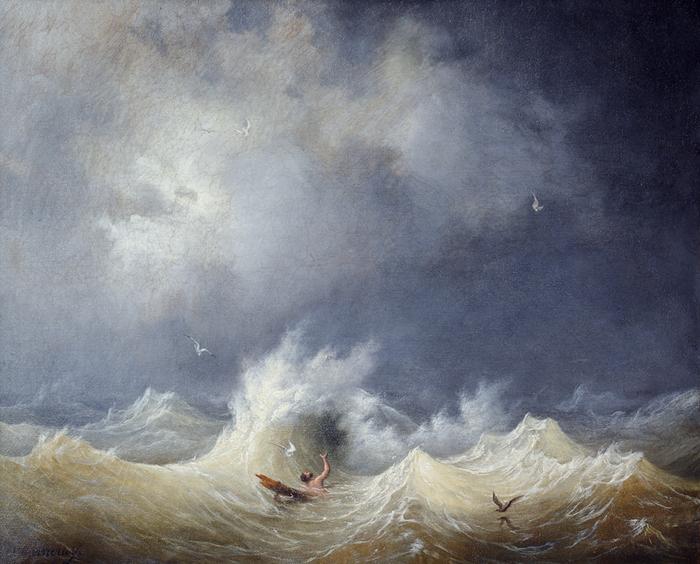 Nuit des musées 2019 -La classe, l'oeuvre : La mer en mouvements !