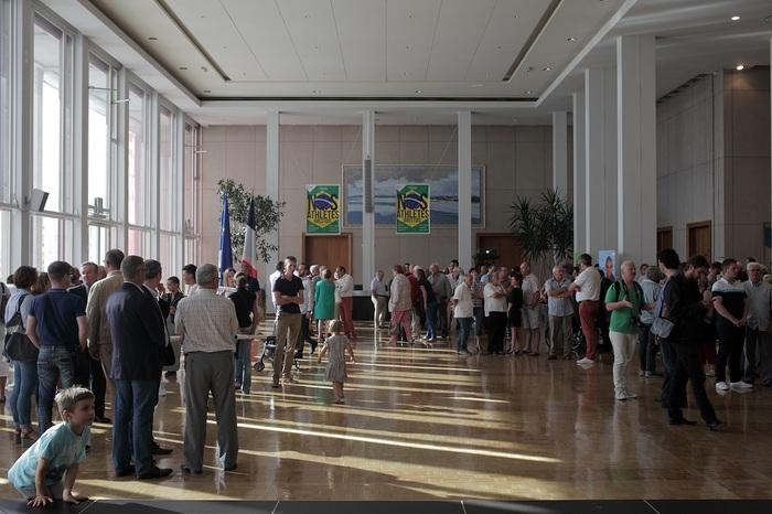 Journées du patrimoine 2020 - Visite libre de l'Hôtel de ville, à Brest