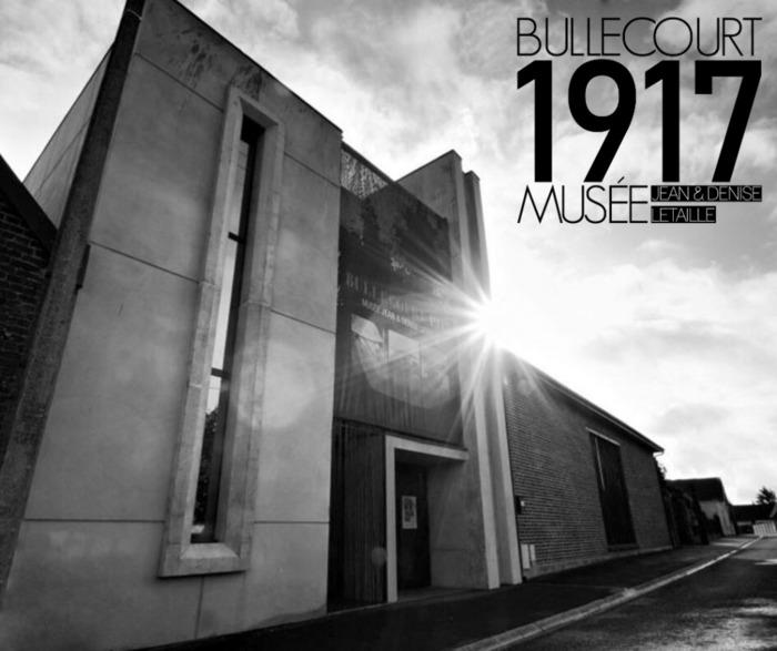 Journées du patrimoine 2020 - Visite libre et gratuite du musée Jean et Denise Letaille Bullecourt 1917