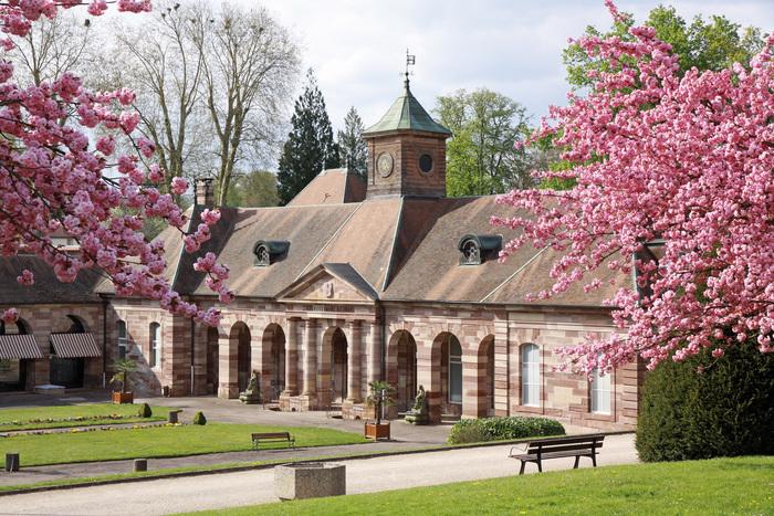 Journées du patrimoine 2020 - Visitez l'établissement thermal de Luxeuil-les-Bains