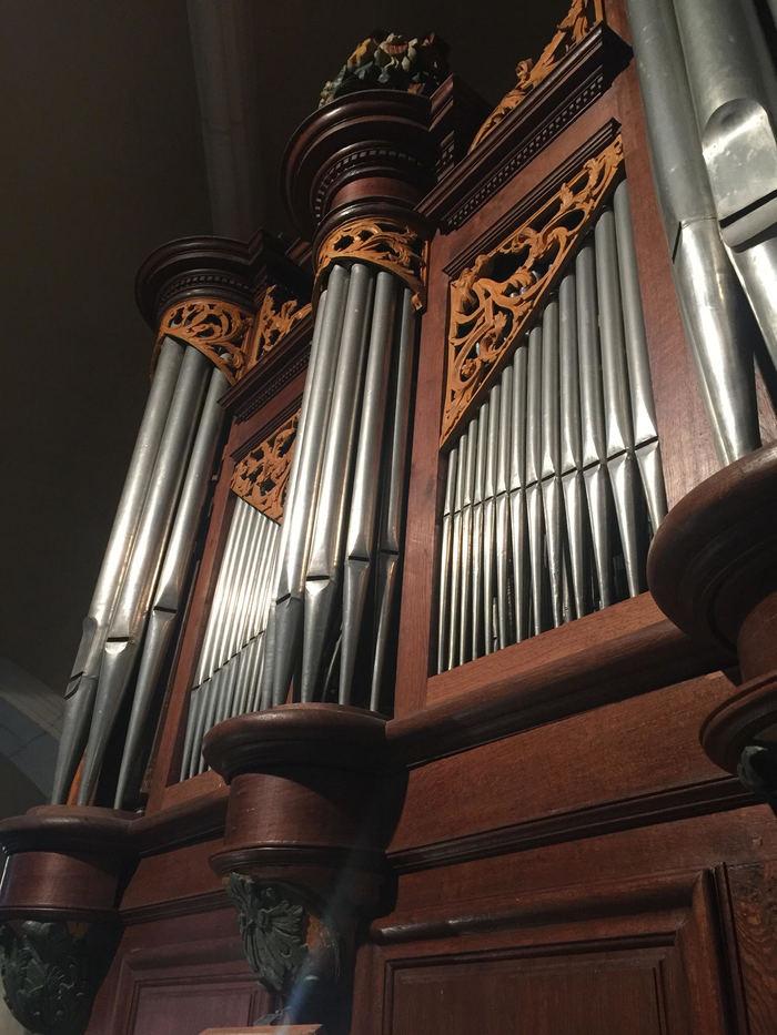 Journées du patrimoine 2020 - Visite guidée de l'orgue de Domgermain