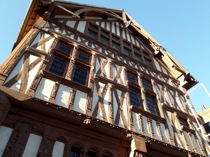 Journées du patrimoine 2020 - Visite guidée à Joigny