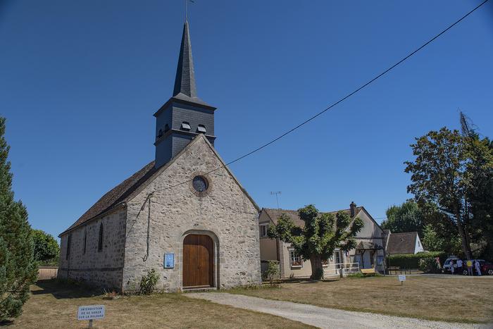 Journées du patrimoine 2020 - Visite de l'église Saint-Jacques