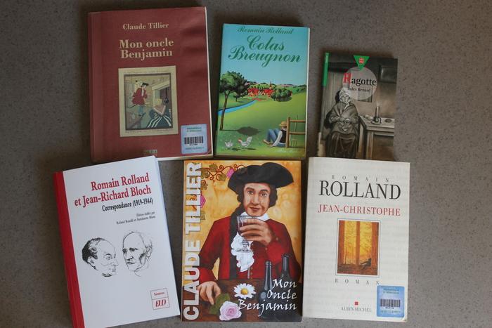 Journées du patrimoine 2019 - Présentation de livres d'auteurs locaux