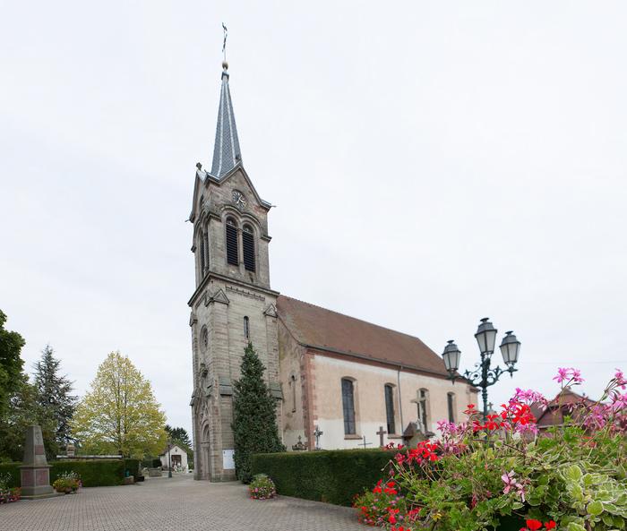 Journées du patrimoine 2019 - Patrimoine culturel de Saasenheim