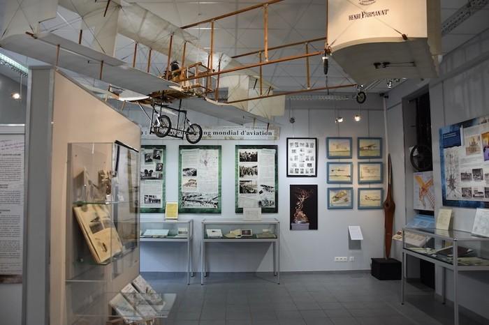Journées du patrimoine 2020 - Découvrez, en visite libre, 100 ans d'aéronautique locale